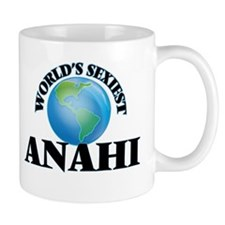 World's Sexiest Anahi Mugs