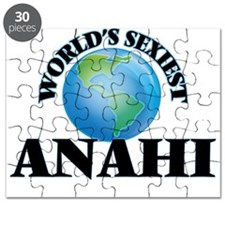 World's Sexiest Anahi Puzzle