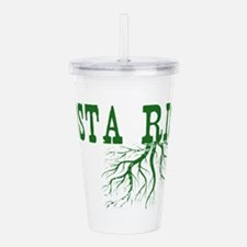 Costa Rica Roots Acrylic Double-wall Tumbler