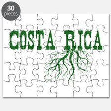 Costa Rica Roots Puzzle