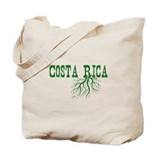 Costa Rica Roots Tote Bag