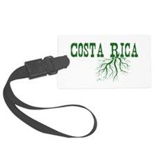 Costa Rica Roots Luggage Tag
