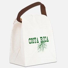 Costa Rica Roots Canvas Lunch Bag