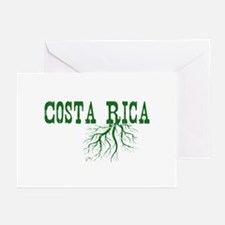 Costa Rica Roots Greeting Cards (Pk of 20)