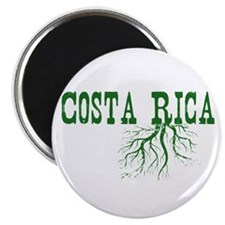 "Costa Rica Roots 2.25"" Magnet (10 pack)"