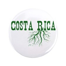 """Costa Rica Roots 3.5"""" Button (100 pack)"""
