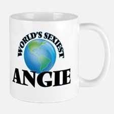 World's Sexiest Angie Mugs