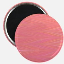 Pastle Pink Zigzag Magnets