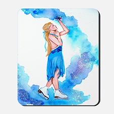 Ice Skate Fairytale Mousepad