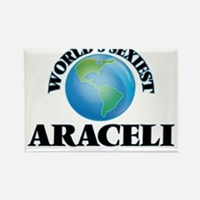World's Sexiest Araceli Magnets