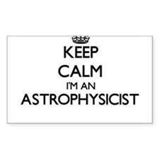 Keep calm I'm an Astrophysicist Decal