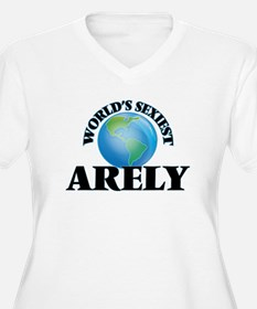 World's Sexiest Arely Plus Size T-Shirt