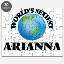 World's Sexiest Arianna Puzzle