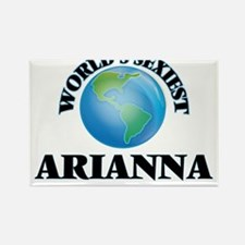 World's Sexiest Arianna Magnets