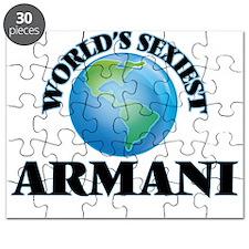 World's Sexiest Armani Puzzle