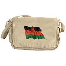 Malawi Flag Messenger Bag