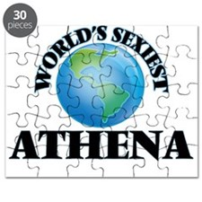 World's Sexiest Athena Puzzle