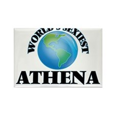 World's Sexiest Athena Magnets