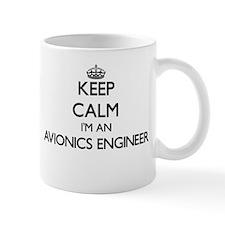 Keep calm I'm an Avionics Engineer Mugs