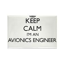 Keep calm I'm an Avionics Engineer Magnets