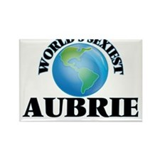 World's Sexiest Aubrie Magnets