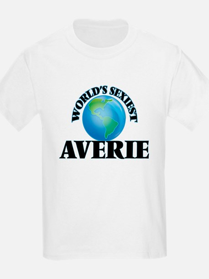 World's Sexiest Averie T-Shirt