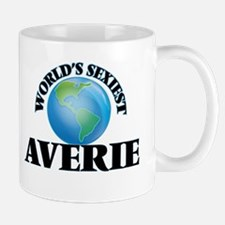 World's Sexiest Averie Mugs