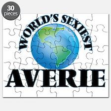 World's Sexiest Averie Puzzle