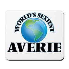 World's Sexiest Averie Mousepad