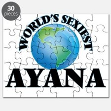 World's Sexiest Ayana Puzzle