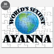 World's Sexiest Ayanna Puzzle