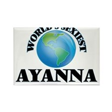 World's Sexiest Ayanna Magnets
