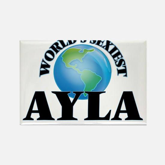 World's Sexiest Ayla Magnets