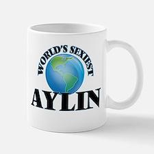 World's Sexiest Aylin Mugs