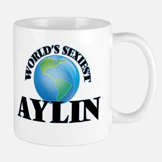 World's Sexiest Aylin Mugs