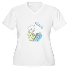 OC Cloud Plus Size T-Shirt