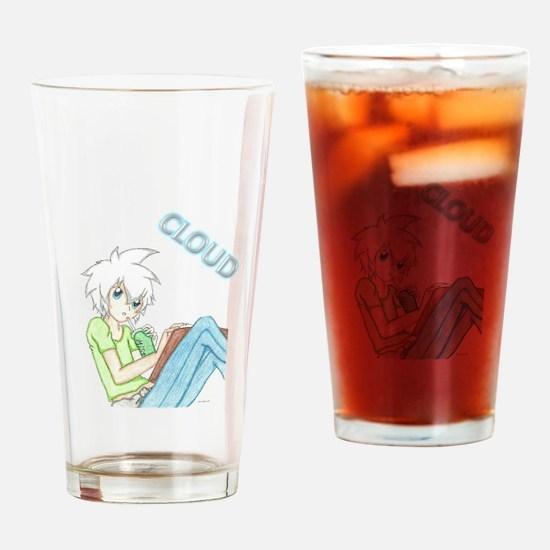 OC Cloud Drinking Glass