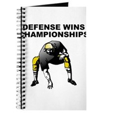 Defense Wins Championships Journal
