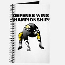 Defense Wins Championships Journal