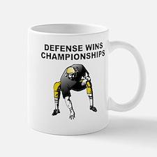 Defense Wins Championships Mugs