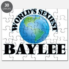 World's Sexiest Baylee Puzzle