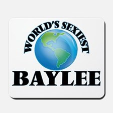 World's Sexiest Baylee Mousepad