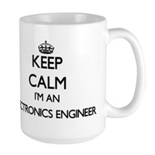 Keep calm I'm an Electronics Engineer Mugs
