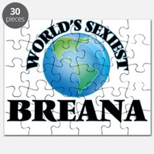 World's Sexiest Breana Puzzle