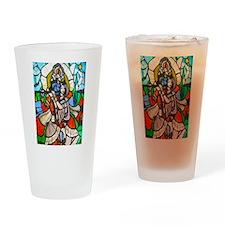 Radha and Krishna Drinking Glass