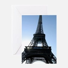 France- Eiffel Greeting Card