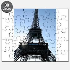 France- Eiffel Puzzle
