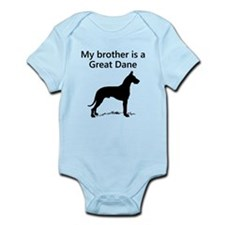My Brother Is A Great Dane Body Suit