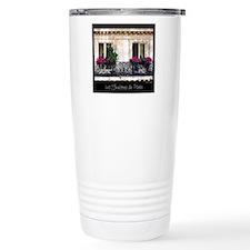 Windows Of Paris-Railin Travel Mug