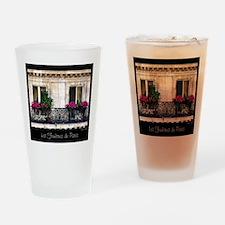 Windows Of Paris-Railing Drinking Glass